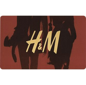 Chèque H&M
