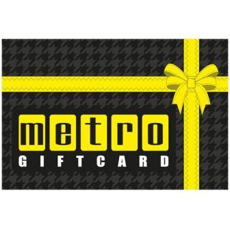 Chèque Metro Boutique