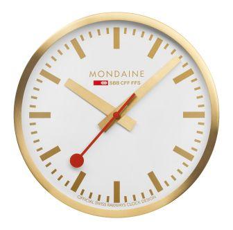Mondaine SBB wall clock 40 cm