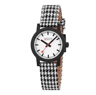 Mondaine SBB wristwatch Essence 32 mm