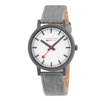 Mondaine SBB Armbanduhr Essence 41 mm