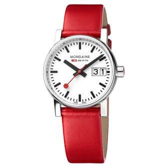 Mondaine FFS orologio da polso evo2 30 mm