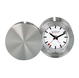 Mondaine SBB alarm clock 50 mm