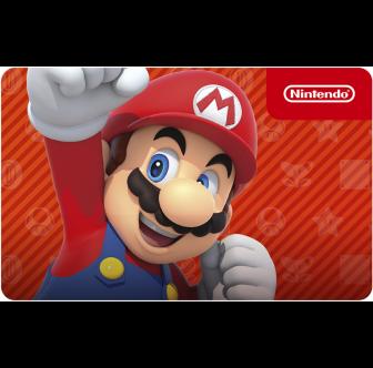 Nintendo Gutschein
