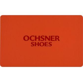 Chèque Ochsner Shoes