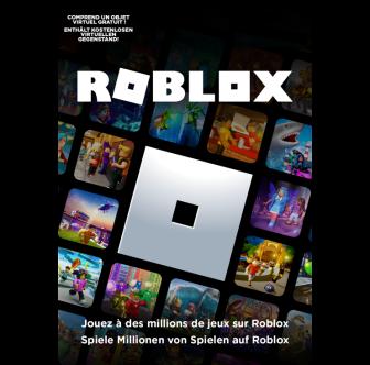 Roblox Gutschein