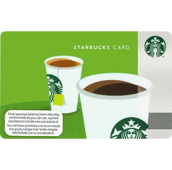 Buono Starbucks