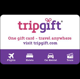 Chèque TripGift
