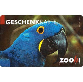 Zoo Zürich Voucher