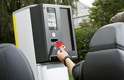 Lo SwissPass è anche un biglietto per il parcheggio.